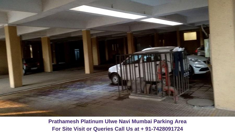 Prathamesh Platinum Ulwe Navi Mumbai Parking Area (2)