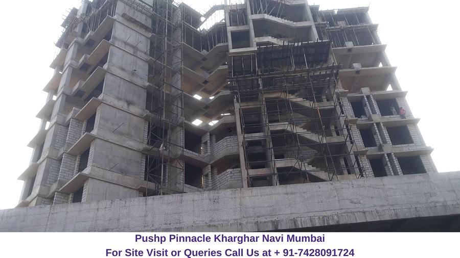 Pushp Pinnacle Kharghar Navi Mumbai