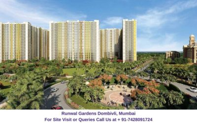 Runwal Gardens Dombivli Mumbai