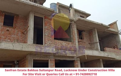 Sanfran Estate Bakkas Sultanpur Road, Lucknow Actual View of Villa (2)
