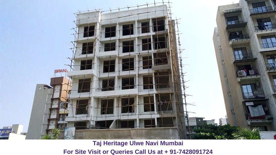 Taj Heritage Ulwe Navi Mumbai Actual View of Project (1)