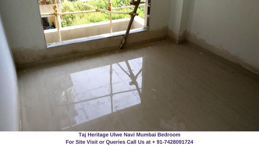 Taj Heritage Ulwe Navi Mumbai Bedroom (2)