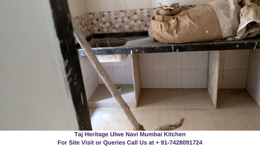 Taj Heritage Ulwe Navi Mumbai Kitchen
