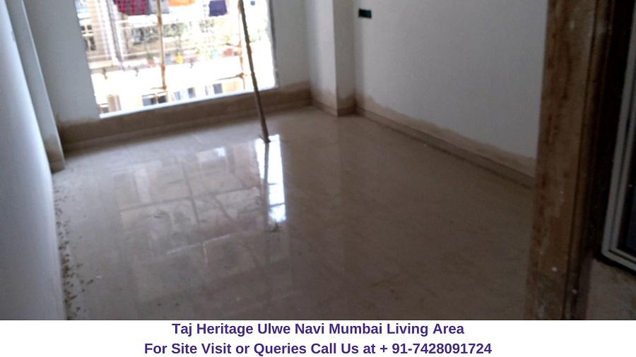 Taj Heritage Ulwe Navi Mumbai Living Area