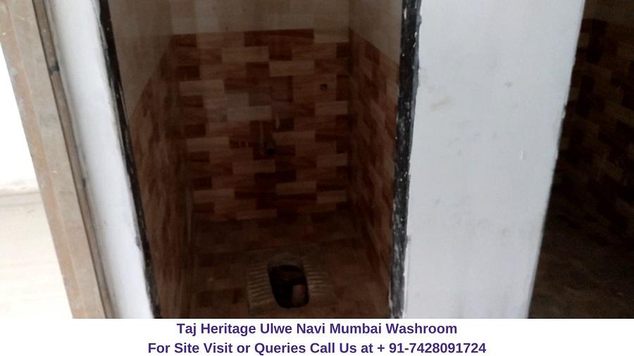 Taj Heritage Ulwe Navi Mumbai Washroom (2)
