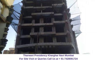 Tharwani Residency Kharghar Navi Mumbai Actual View of Project (2)