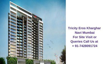 Tricity Eros Kharghar Navi Mumbai Elevation