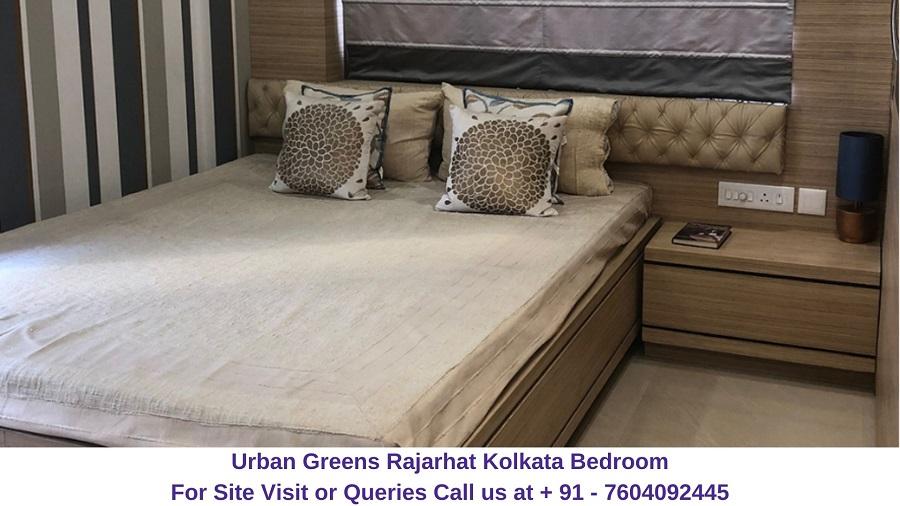 Urban Greens Rajarhat Kolkata Bedroom
