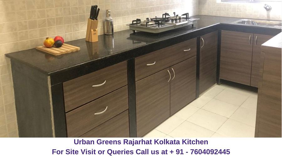 Urban Greens Rajarhat Kolkata Kitchen