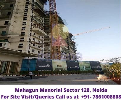 Mahagun Manorial sector 128 noida