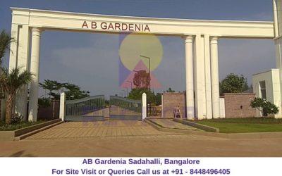 AB Gardenia Sadahalli, Bangalore Actual View