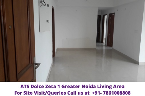 ATS Dolce Zeta 1 Greater Noida  Living Area