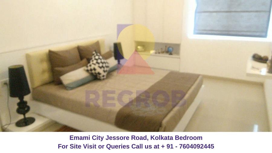 Emami City Jessore Road, Kolkata Living Area