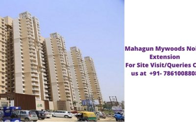 Mahagun Mywoods Noida Extension Building
