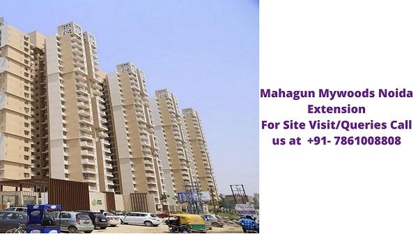 Mahagun Mywoods Noida Extension Building