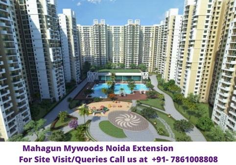 Mahagun Mywoods Noida Extension