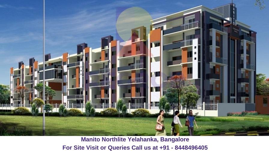 Manito Northlite Yelahanka, Bangalore Elevation (1)