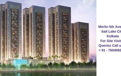 Merlin 5th Avenue Salt Lake City, Kolkata Elevation