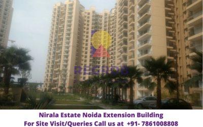Nirala Estate Noida Extension Building