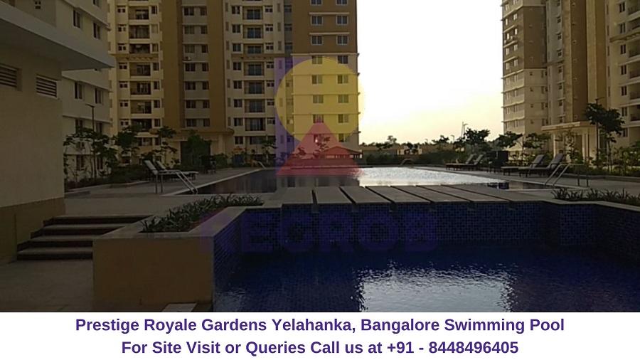 Prestige Royale Gardens Yelahanka, Bangalore Swimming Pool