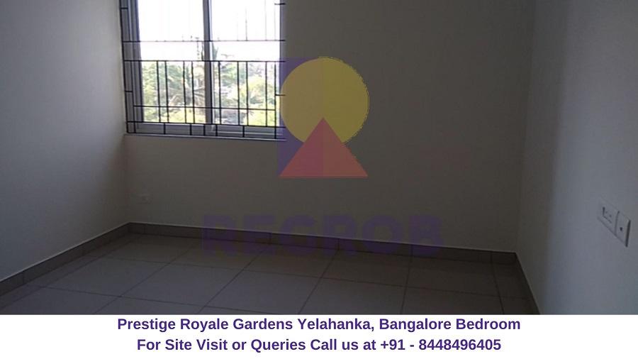 Prestige Royale Gardens Yelahanka, Bangalore bedroom