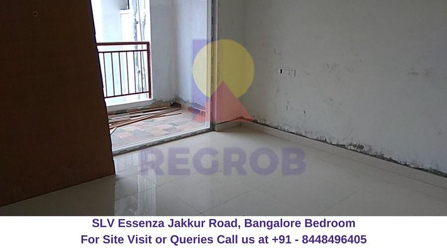 SLV Essenza Jakkur Road, Bangalore Bedroom