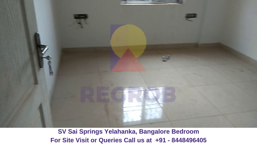 SV Sai Springs Yelahanka Bangalore bedroom