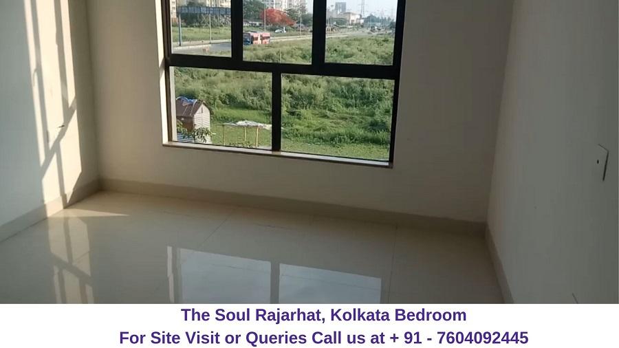 The Soul Rajarhat Kolkata Bedroom
