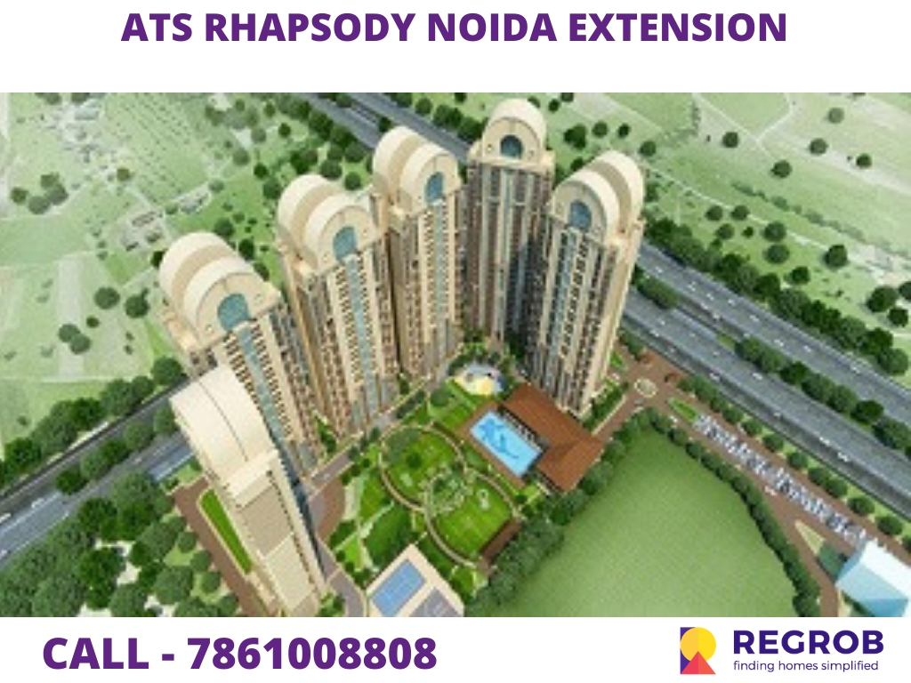 ats rhapsody Noida Extension