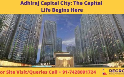 Adhiraj Capital City_ The Capital Life Begins Here