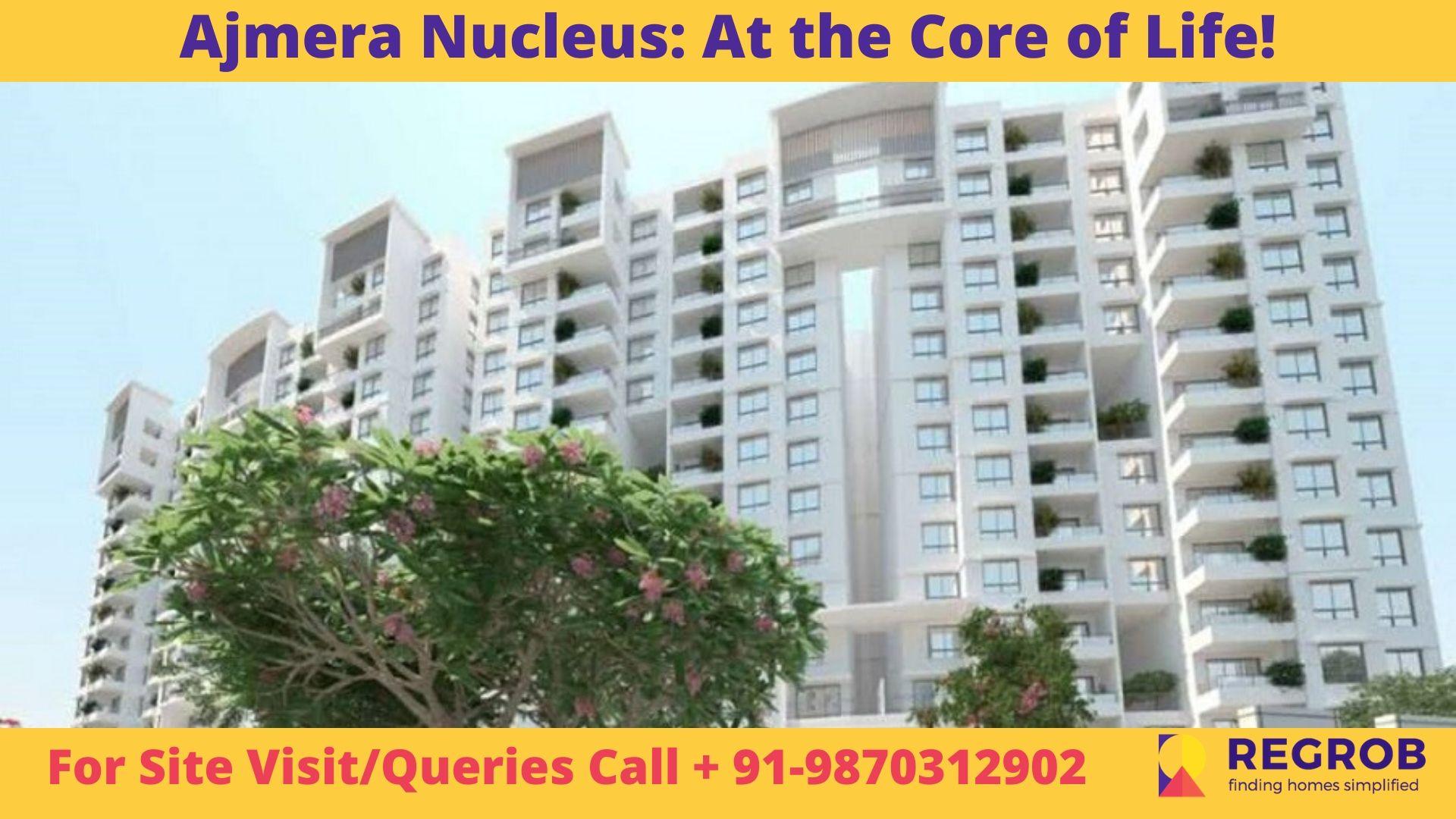 Ajmera Nucleus_ At the Core of Life!