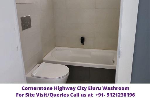 Cornerstone Highway City Eluru Washroom