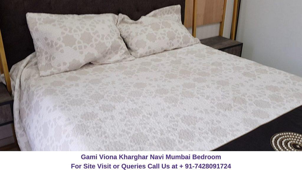 Gami Viona Kharghar Navi Mumbai Bedroom (2)