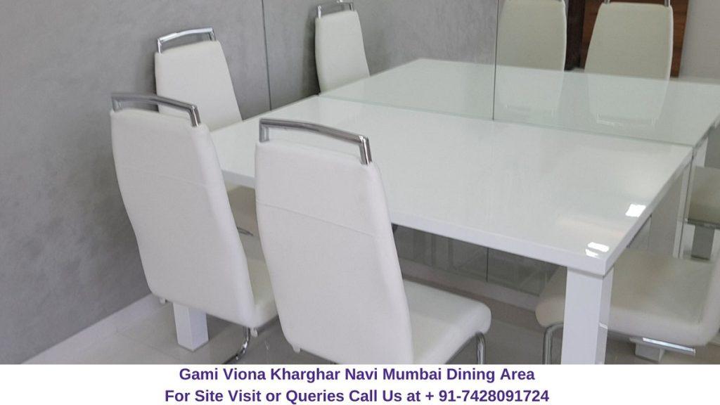 Gami Viona Kharghar Navi Mumbai Dining Room