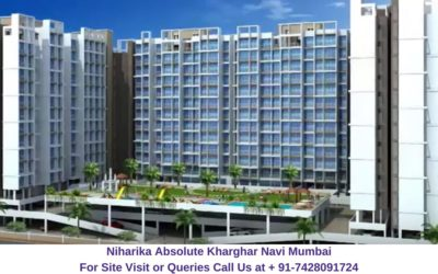Niharika Absolute Kharghar Navi Mumbai Elevated View