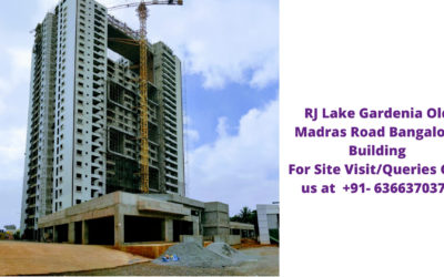 RJ Lake Gardenia Old Madras Road Bangalore Building