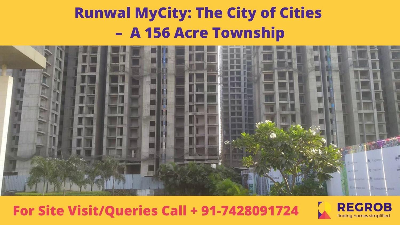 Runwal MyCity Dombivli Mumbai