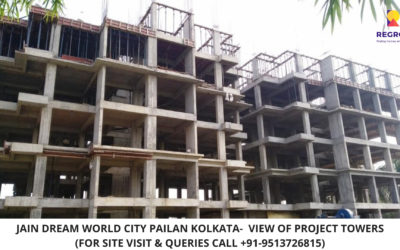 Jain Dream World City Pailan Kolkata