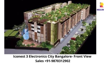 Iconest 3 Electronic City Bangalore