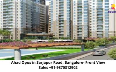 Ahad Opus Sarjapur Road Bangalore