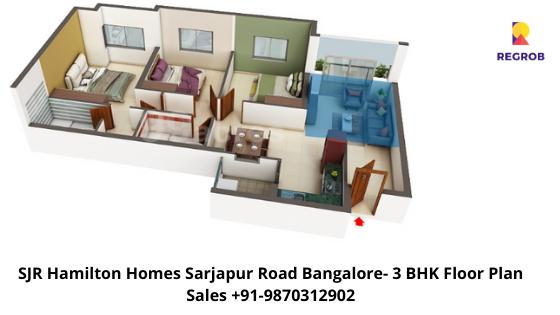 SJR Hamilton Homes Sarjapur Road