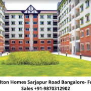 SJR Hamilton Homes Sarjapur Road Bangalore