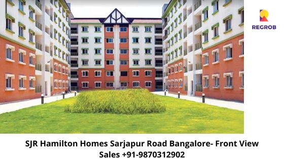 SJR Hamilton Homes Sarjapur Road Bangalore