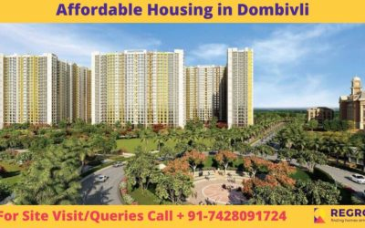 Affordable Housing in Dombivli Mumbai