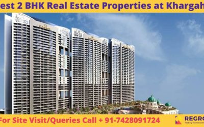 Best 2 BHK Real Estate Properties at Khargahr, Navi Mumbai