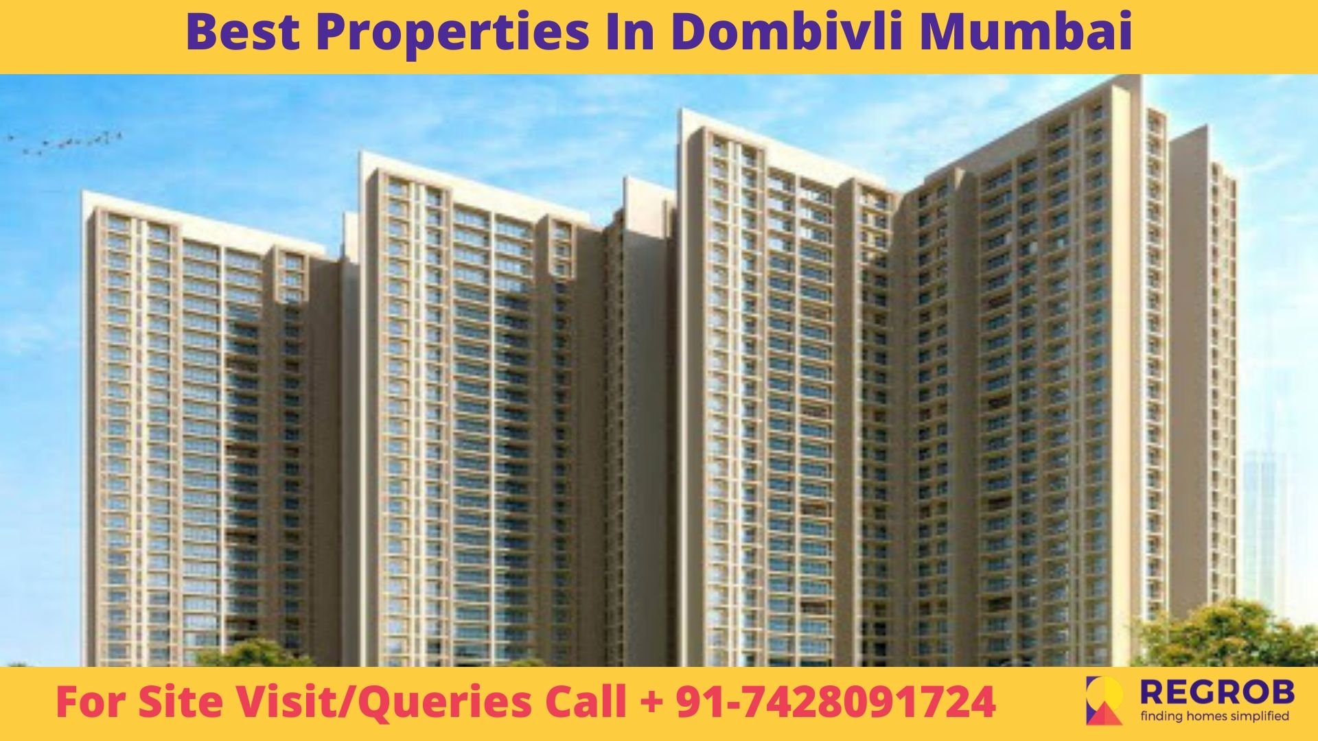 Best Properties In Dombivli Mumbai