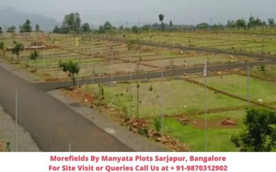 Morefields By Manyata Plots Sarjapur, Bangalore