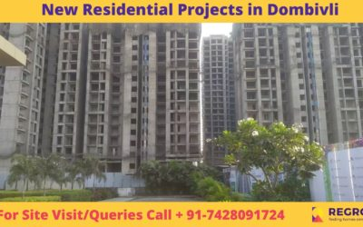 New Residential Projects in Dombivli Mumbai