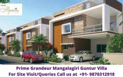 Prime Grandeur Mangalagiri Guntur Villa