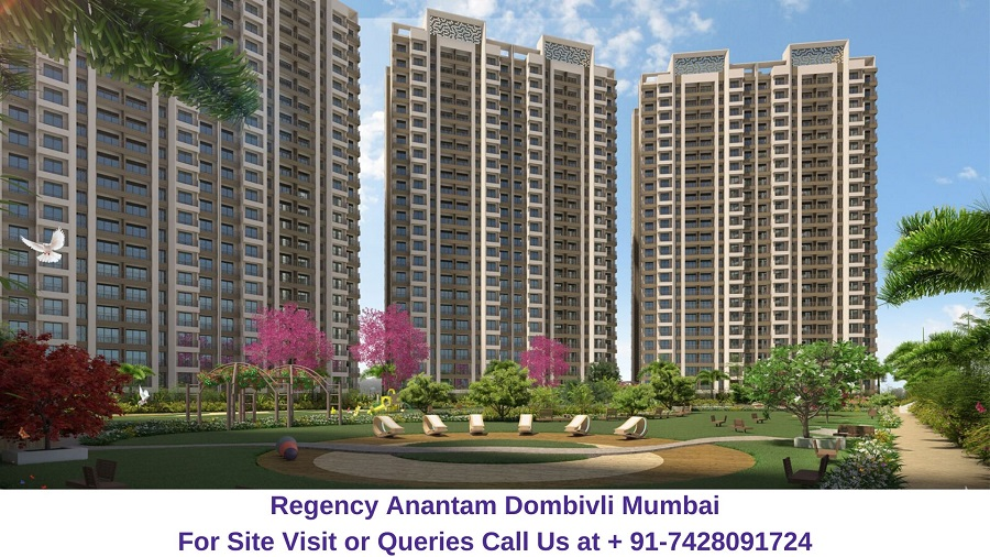 Regency Anantam Dombivli Mumbai